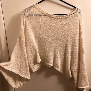 Urban Outfitters Boho Chic Knit Top